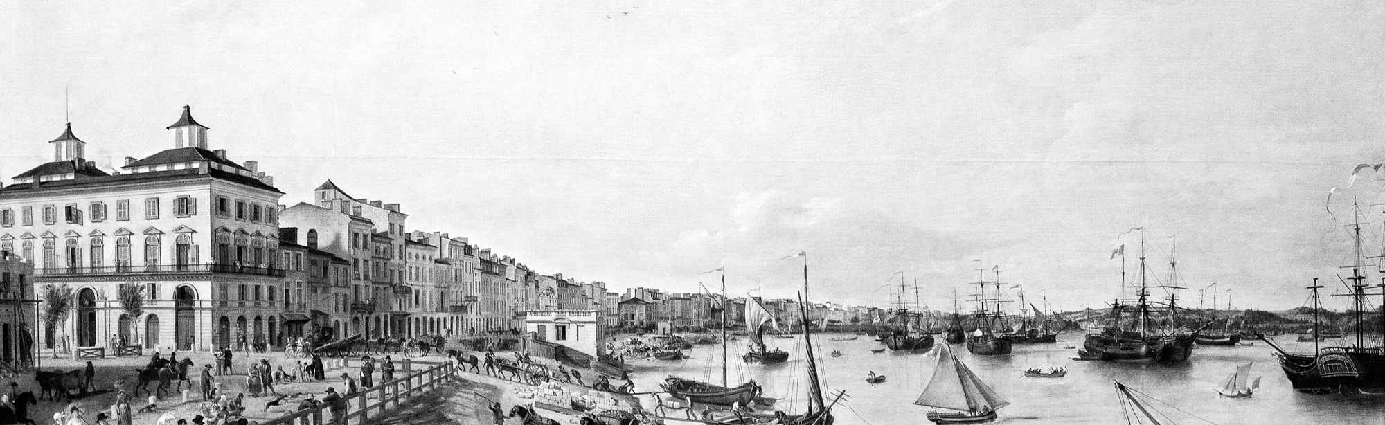 2. Une cité portuaire